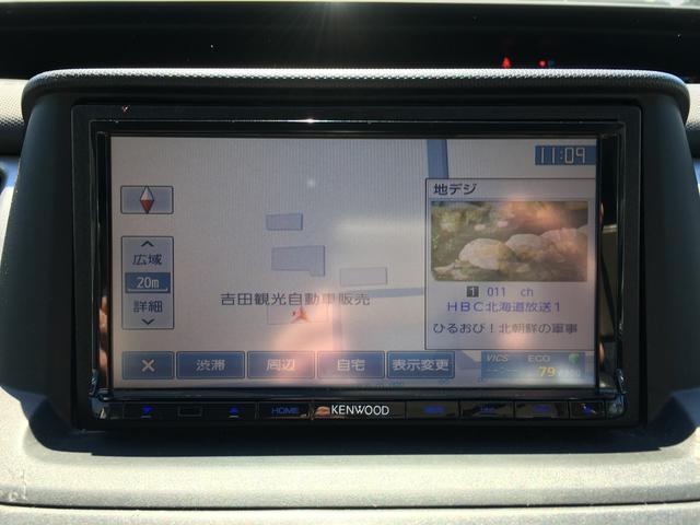 ホンダ ステップワゴン スパーダS 4WD ナビ地デジBカメラ 左パワースライド