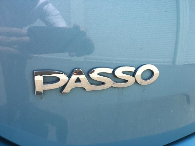 トヨタ パッソ X 4WD キーレス Goo保証1年付