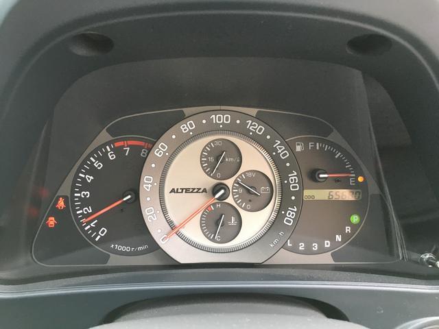 トヨタ アルテッツァ AS200 Zエディション ローダウン ナビ HID