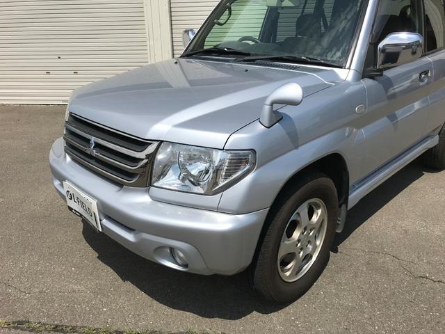 「三菱」「パジェロイオ」「SUV・クロカン」「北海道」の中古車4
