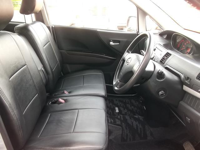 ダイハツ ムーヴ カスタム X 4WD AT ABS スマートキー