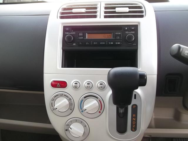 三菱 eKワゴン M 4WD AT Wエアバッグ ABS キーレス