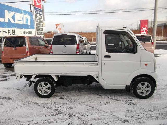 KC パワステ 4WD マニュアル(6枚目)