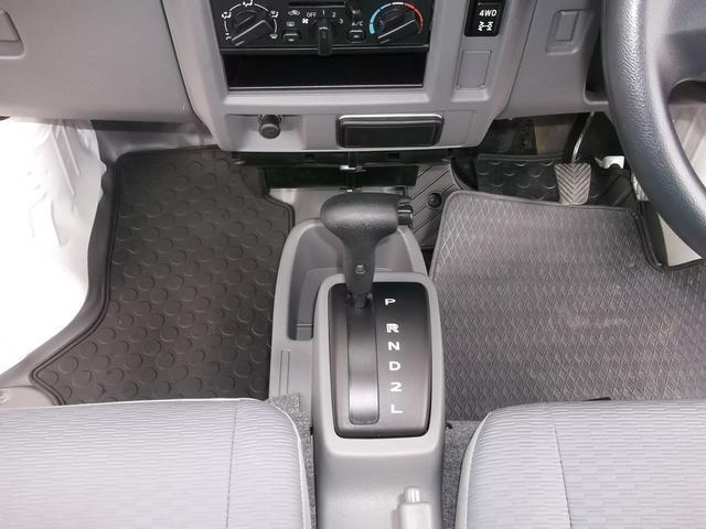 DX 4WD AT(14枚目)