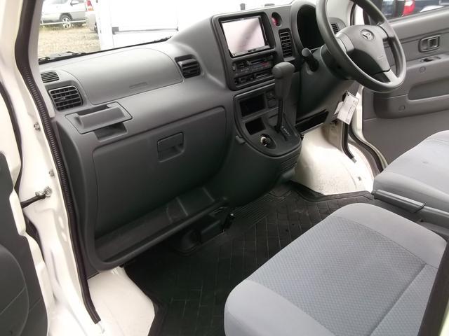 DX 4WD 4速AT 社外ナビ TV キーレス ETC(11枚目)