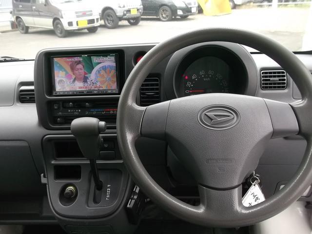 DX 4WD 4速AT 社外ナビ TV キーレス ETC(15枚目)
