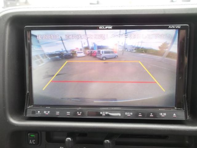 DX 4WD 4速AT 社外ナビ TV キーレス ETC(19枚目)