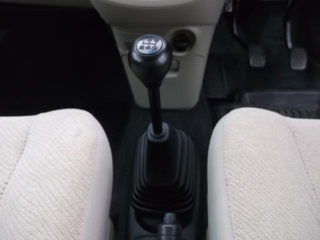 L 4WD マニュアル ワンオーナー(17枚目)
