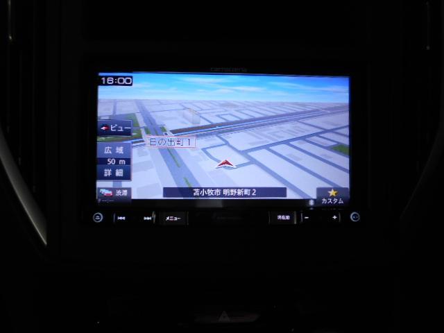 X-BREAK EyeSight搭載車 ナビ ETC(23枚目)