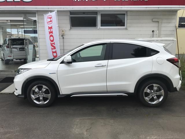 「ホンダ」「ヴェゼル」「SUV・クロカン」「北海道」の中古車4