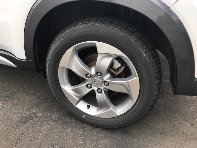 「ホンダ」「ヴェゼル」「SUV・クロカン」「北海道」の中古車7