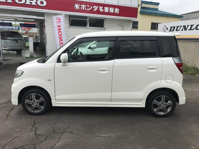 「ホンダ」「ゼスト」「コンパクトカー」「北海道」の中古車5