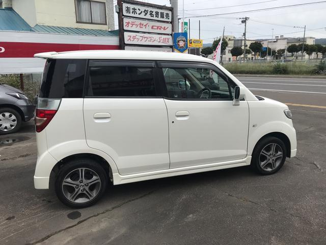 スポーツW 4WD TV ナビ 軽自動車 ETC キーレス(6枚目)