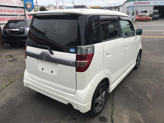 「ホンダ」「ゼスト」「コンパクトカー」「北海道」の中古車9