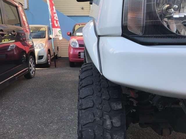 スズキ ジムニー XG・4WD・リフトUP・前後バンパー・マフラー