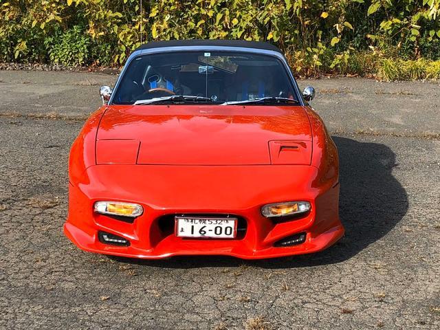 「その他」「ユーノスロードスター」「オープンカー」「北海道」の中古車6