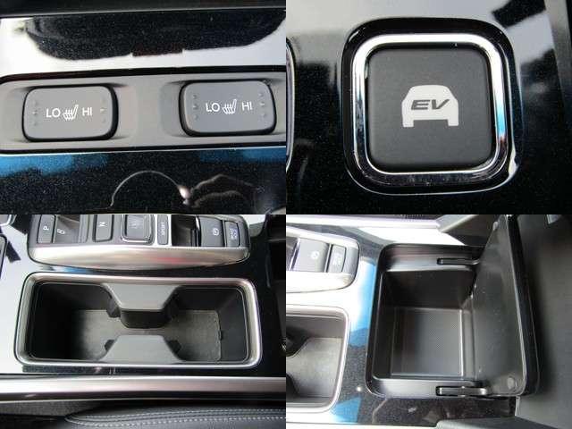 EX 純正ナビ シートヒーター サイドエアバッグ ダブルエアコン パーキングセンサー パワーシート コンビシート バックモニター LEDオートライト フルセグ DVD再生 ブルートゥース接続 純正エンスタ(11枚目)