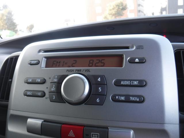 X 2WD 純正CDオーディオ スマートキー 社外アルミ(6枚目)