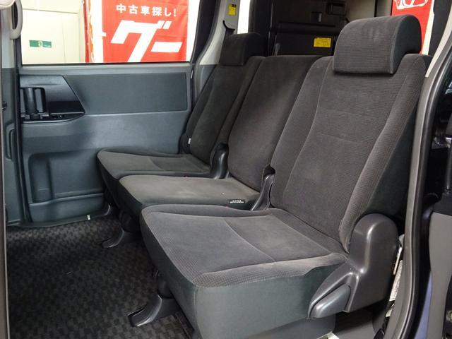 X 4WD 純正ナビ フルセグTV 寒冷地仕様 ETC 社外アルミ フォグランプ 8人乗り 禁煙車(25枚目)