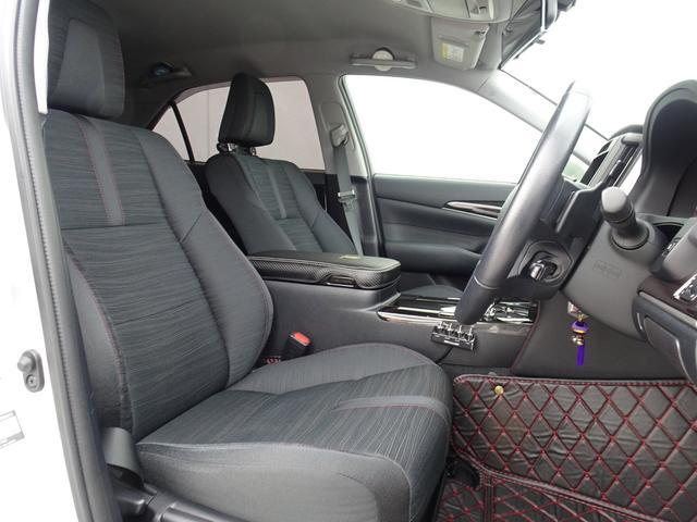 アスリート-T 2WD フルエアロ 車高調 ワーク20インチアルミ LEDライト プッシュスタート クルーズコントロール ETC(13枚目)