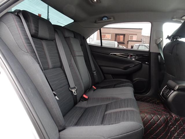 アスリート-T 2WD フルエアロ 車高調 ワーク20インチアルミ LEDライト プッシュスタート クルーズコントロール ETC(21枚目)