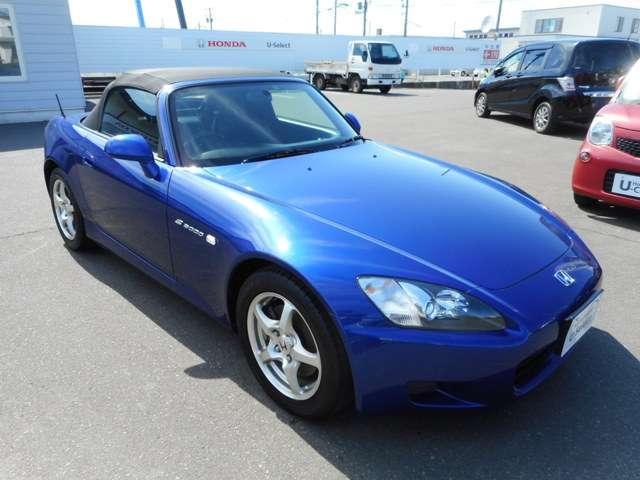 「ホンダ」「S2000」「オープンカー」「北海道」の中古車6