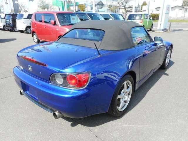 「ホンダ」「S2000」「オープンカー」「北海道」の中古車8