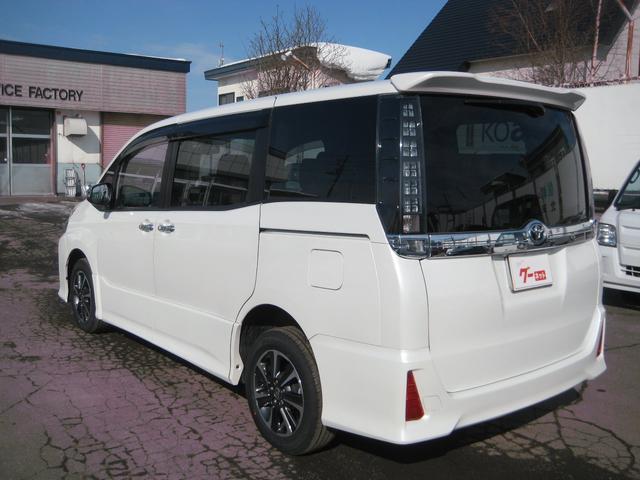 「トヨタ」「ヴォクシー」「ミニバン・ワンボックス」「北海道」の中古車9
