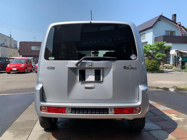 A 4WD ベンチシート 記録簿 フルフラット 車内泊可(20枚目)