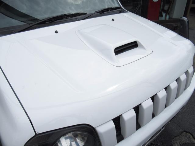 スズキ ジムニー XG 4WD ハイリフト