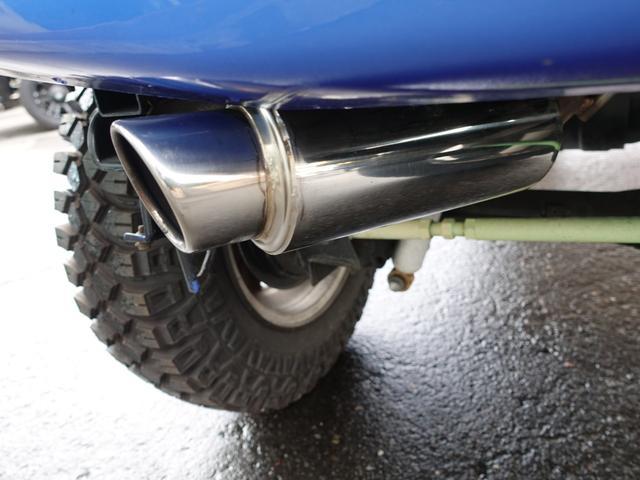 XC 社外前後バンパー 新品マッドタイヤ スキッドプレート(17枚目)
