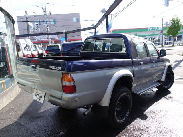 「三菱」「ストラーダ」「SUV・クロカン」「北海道」の中古車2