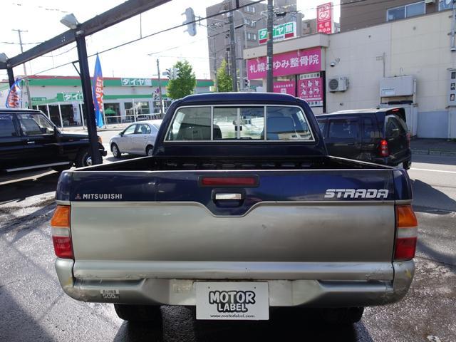 「三菱」「ストラーダ」「SUV・クロカン」「北海道」の中古車3