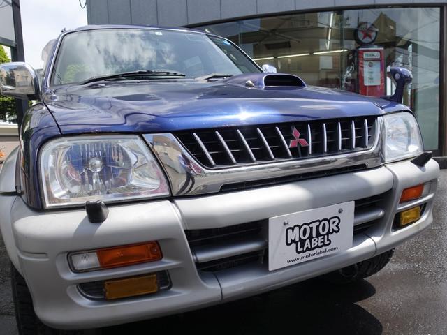 「三菱」「ストラーダ」「SUV・クロカン」「北海道」の中古車4