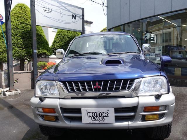 「三菱」「ストラーダ」「SUV・クロカン」「北海道」の中古車5