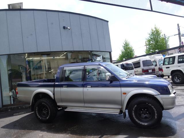 「三菱」「ストラーダ」「SUV・クロカン」「北海道」の中古車7