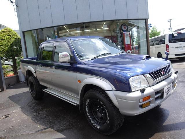 「三菱」「ストラーダ」「SUV・クロカン」「北海道」の中古車21