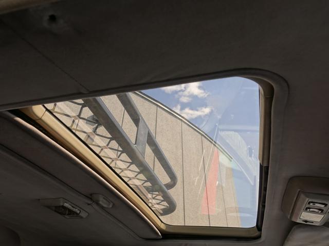 VXリミテッド中期型 社外バンパー ルーフラック リアラダー(14枚目)