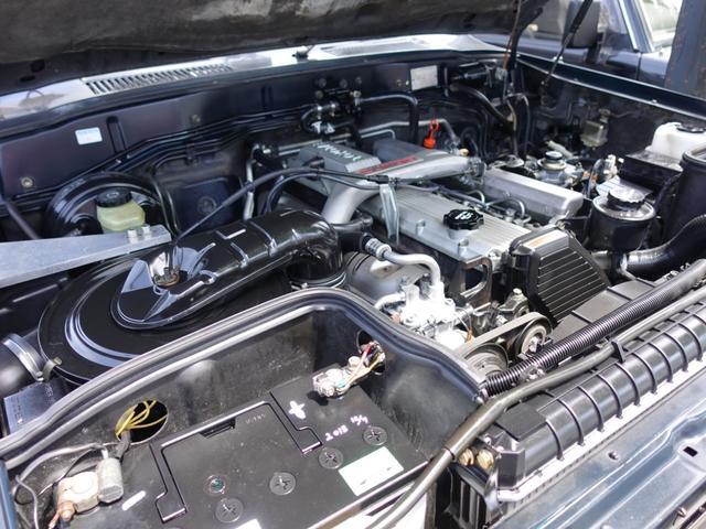 VXリミテッド中期型 社外バンパー ルーフラック リアラダー(18枚目)