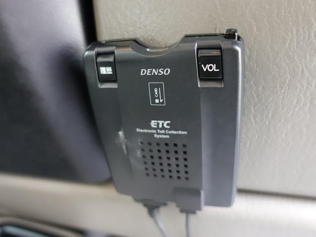 高速道路走行時に料金所での時間短縮ができて便利なETC装備してます☆