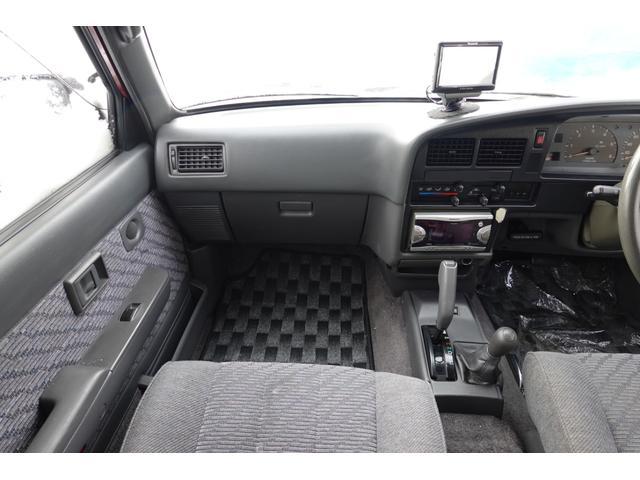 「トヨタ」「ハイラックスピックアップ」「SUV・クロカン」「北海道」の中古車13