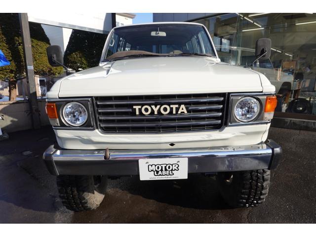 「トヨタ」「ランドクルーザー60」「SUV・クロカン」「北海道」の中古車5