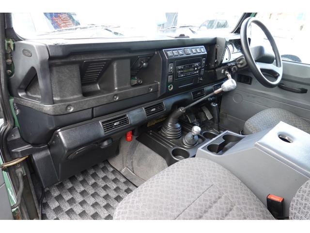「ランドローバー」「ランドローバー ディフェンダー」「SUV・クロカン」「北海道」の中古車10