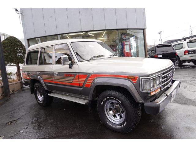 「トヨタ」「ランドクルーザー60」「SUV・クロカン」「北海道」の中古車3
