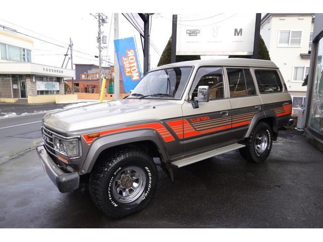 「トヨタ」「ランドクルーザー60」「SUV・クロカン」「北海道」の中古車6