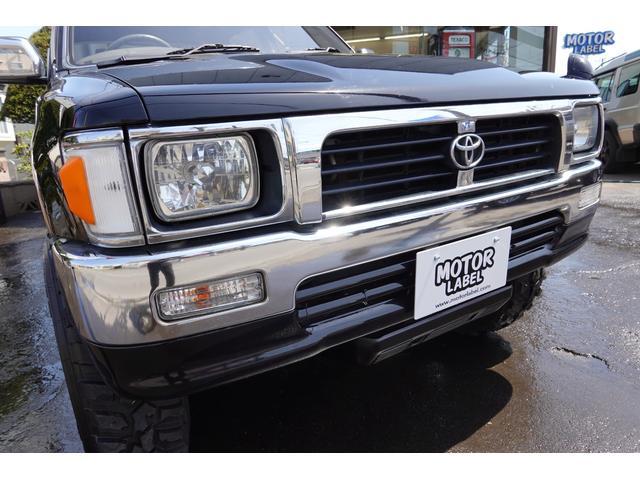 「トヨタ」「ハイラックスピックアップ」「SUV・クロカン」「北海道」の中古車4