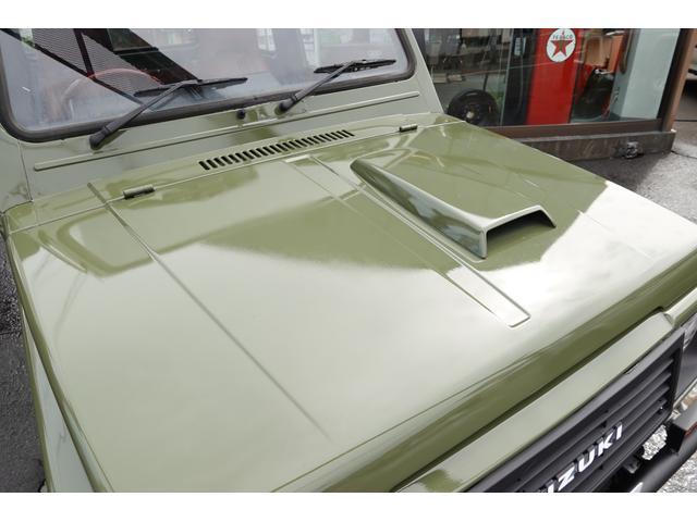 ワイルドウインドリミテッド 全塗装仕上げグリーン 社外前後バンパー 新品マッドタイヤ 新品シートカバー(7枚目)