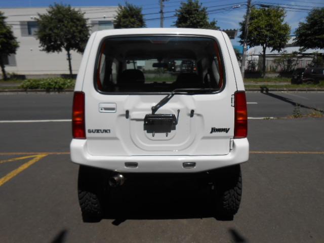 スズキ ジムニー XG 4WD リフトアップ 社外マフラー
