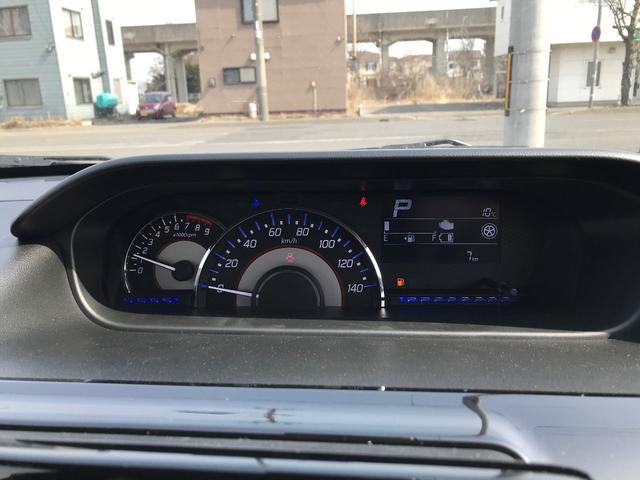 スズキ ワゴンRスティングレー ハイブリッドX 4WD 試乗車アップ 特別色