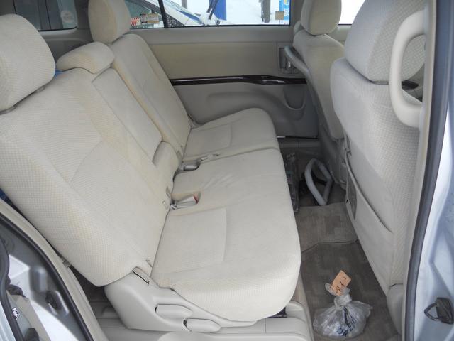 トヨタ アイシス G 4WD